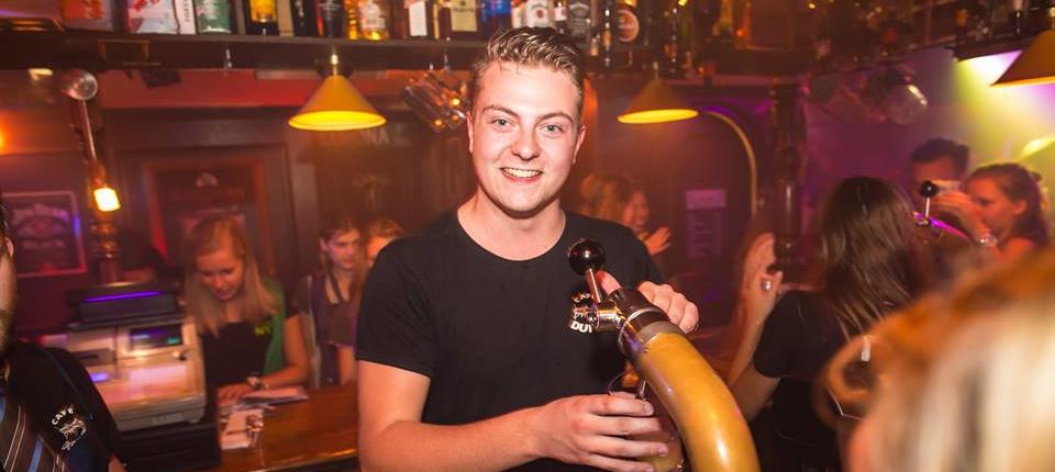 Feestje geven in Breda - gezellig bruin café in Breda